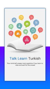 Learn-Speak Turkish apk screenshot