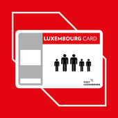 Luxembourg Card icon