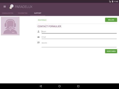 Paradelux apk screenshot