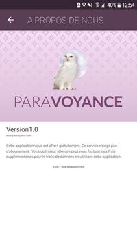 Paravoyance poster