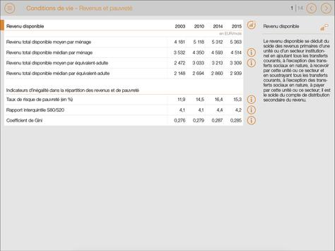LuxStats apk screenshot