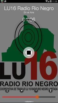 LU16 Radio RN poster