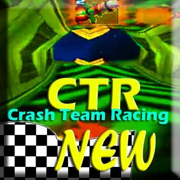 Guide CTR - Crash Team Racing poster