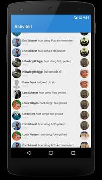 Social Network screenshot 1