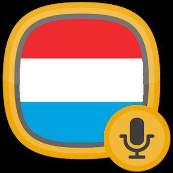 Radio  Luxembourg poster