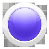 Синяя кнопка. Не нажимать! icon
