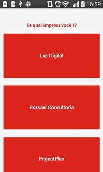 Help Desk LuzDigital poster