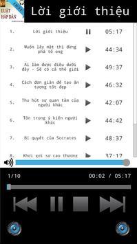 Sach noi Luat Hap Dan - Audio book screenshot 4