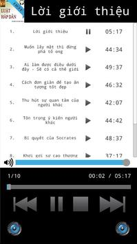 Sach noi Luat Hap Dan - Audio book screenshot 2