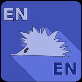 HedgeDict English Dictionary icon
