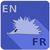 HedgeDict English-French icon