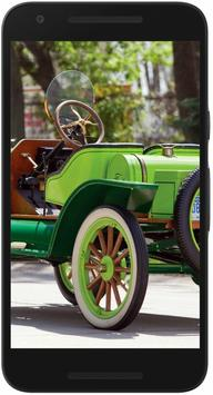 Car Wallpapers Ford Model T poster