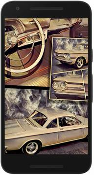 Wallpapers Chevrolet Corvair poster
