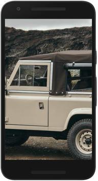 Car Wallpapers SUV Pickup screenshot 2