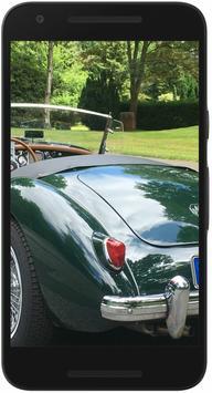 Car Wallpapers MG screenshot 4