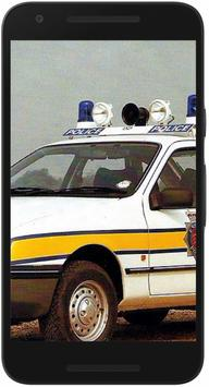 Car Wallpapers Police Vehicles poster