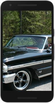 Car Wallpapers Ford Classics screenshot 2