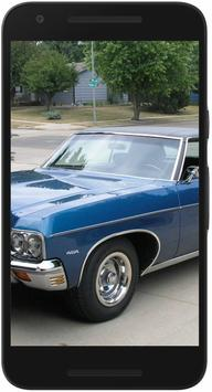 Car Wallpapers 70s Newer Chevy poster