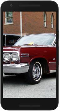 Car Wallpapers 63 Impala screenshot 1