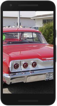 Car Wallpapers 63 Impala screenshot 2