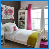Bedroom Decorations icon