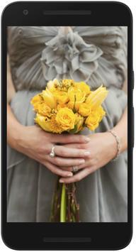 Yellow & Gray Weddings screenshot 1