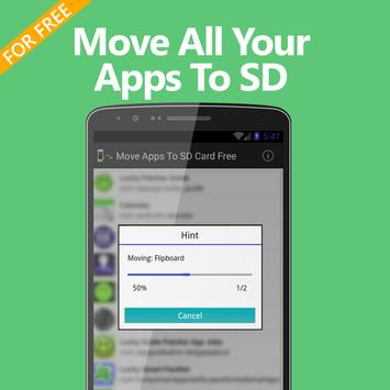 Move Application To SDCard PRO screenshot 2