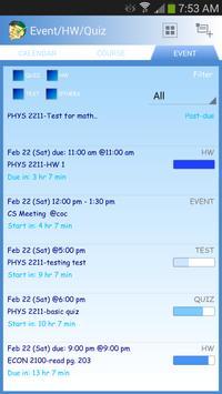School Aid - Planner & Agenda screenshot 4