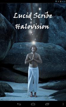 Halovision poster