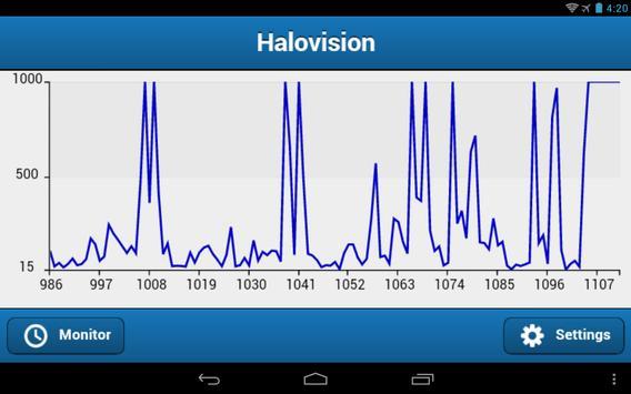 Halovision apk screenshot