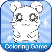 Coloring Game for Wonder Pets icon