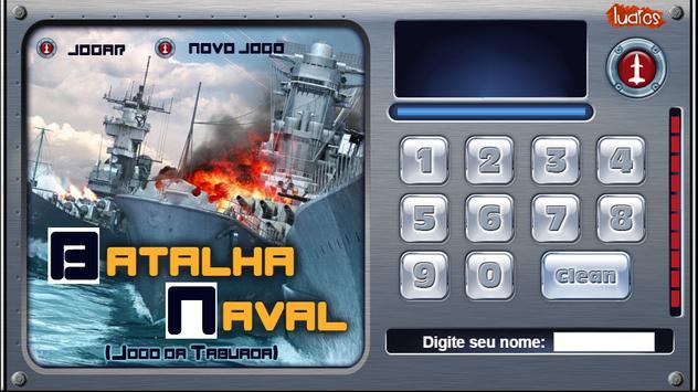 Batalha Naval (Matemática) poster