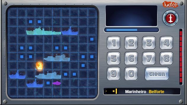 Batalha Naval (Matemática) apk screenshot