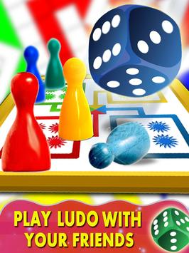 Ludo The King Of Board Games poster
