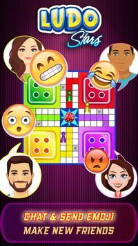 Ludo Star : Dice Board Game poster