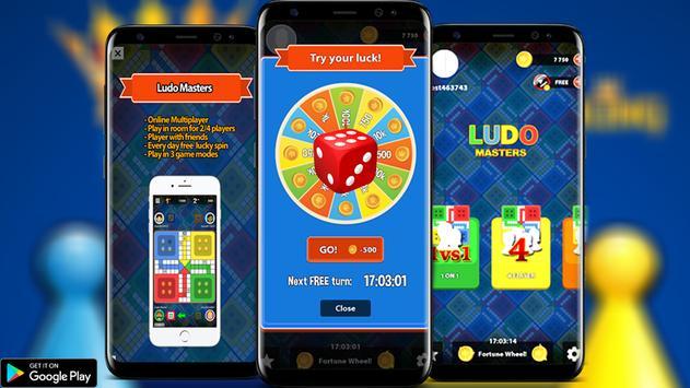 Ludo Star 2018 apk screenshot