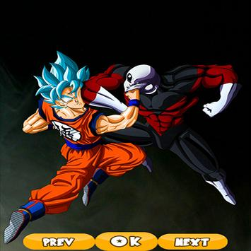 Dragon DBS Wallpapers ultra Instinct apk screenshot
