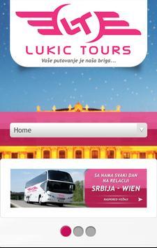 Lukic Tours poster