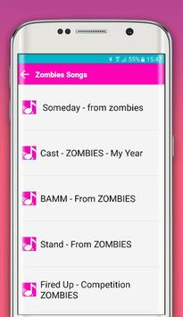 Ost.Zombies New Songs screenshot 3