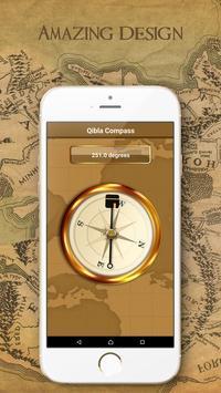 Qibla Compass screenshot 1