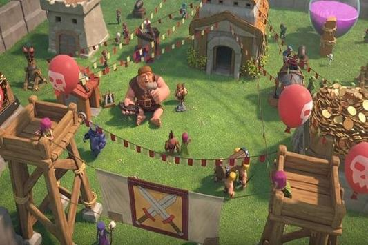 New Guide Clash Of Clans screenshot 1