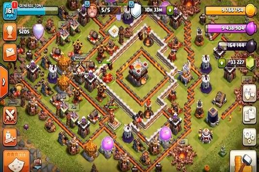 New Guide Clash Of Clans screenshot 8