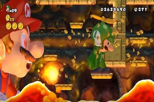 tips Super Mario Run poster