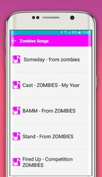 Ost.Zombies New Songs screenshot 1