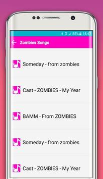 Ost.Zombies New Songs screenshot 2