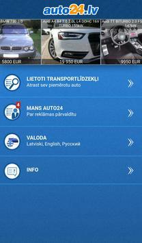 Auto24.lv screenshot 1