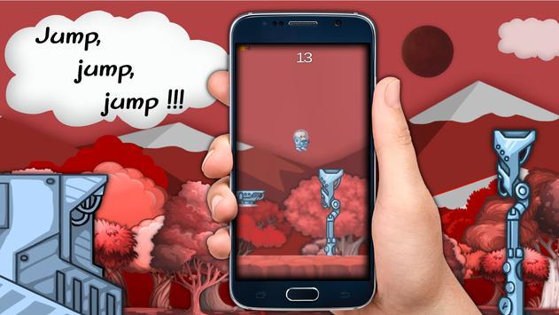 Alien Jelly Jumper apk screenshot