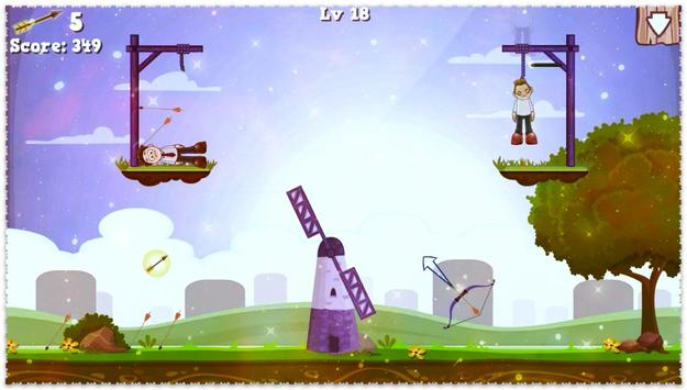 Super Bowman - Accuracy screenshot 17