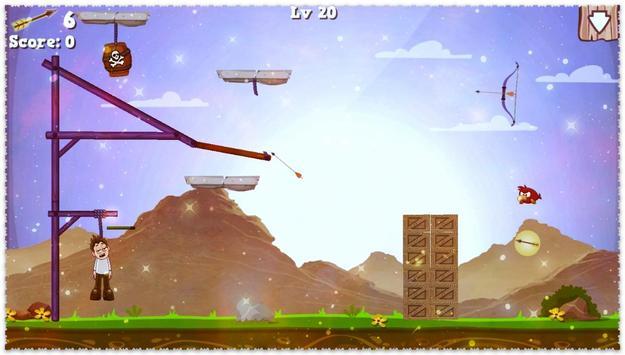 Super Bowman - Accuracy screenshot 5