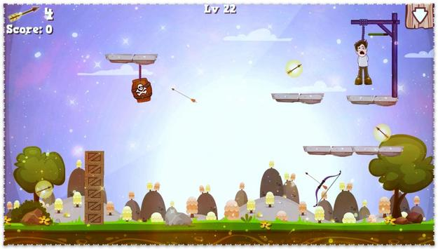 Super Bowman - Accuracy screenshot 6